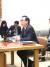 15일(현지시간) 국회 국정감사를 받고 있는 조태열 주유엔 한국대표부 대사. 뉴욕=심재우 특파원