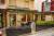 성 내부의 한 음식점. 주로 이탈리아식 피자와 파스타 등을 팔았다. [사진 장채일]