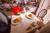 스위스보다 훨씬 저렴한 음식값에 모처럼 아내와 런치코스 요리를 먹었다. [사진 장채일]