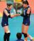 2016 리우 올림픽 여자배구에 함께 출전한 배유나와 김연경. [올림픽사진공동취재단]