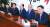 자유한국당 조직강화특별위원회 위원들이 11일 서울 여의도 국회에서 기자간담회를 하고 있다. 왼쪽부터 내부 위원 김성원 조직부총장, 김석기 전략기획부총장, 김용태 사무총장, 외부 위원 전원책 변호사, 이진곤 전 국민일보 논설고문, 강성주 전 포항 MBC 사장. 전주혜 변호사는 개인 사정으로 불참했다. [변선구 기자]
