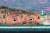 """1일 오전 인천시 옹진군 연평도에서 바라본 북측 장재도 해안의 일부 포진지가 열려 있다. 군은 """"북한의 모의진지로 판단된다""""며 """"폐쇄 대상에 포함되지 않는다""""고 설명했다. 뉴스1"""