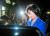 이재명 경기지사의 부인 김혜경 씨가 11월 2일 '혜경궁 김씨' 트위터 계정 관련 조사를 마친 뒤 경기 남부지방경찰청을 빠져나가고 있다. [연합뉴스]