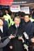 양승태 전 대법원장이 검찰 소환에 앞서 서울 서초동 대법원 앞에서 발언하고 있다. 오종택 기자