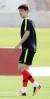 18일 아랍에미리트 두바이 NAS 스포츠 컴플렉스에서 열린 축구 국가대표팀 회복훈련에 부상으로 훈련에 불참했던 기성용이 모습을 보이고 있다. [연합뉴스]