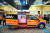 중국 바이두가 '2019 CES '에서 선보인 무인 자율주행 배달 차량. 월마트와 손잡고 서비스에 나설 예정이다. [뉴스1]