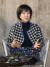 목포 근대역사문화공간 내 부동산 투기 의혹을 받는 무소속 손혜원 의원이 23일 오후 목포 투기 의혹 현장에서 의혹을 해명하는 기자회견을 하고 있다. [뉴스1]