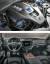 마세라티 기블리에 탑재되는 V6 터보 엔진(위) 새로운 기어레버를 통해 조작성이 개선된 실내. [사진 마세라티]