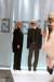 65년부터 시작된 이탈리아 럭셔리 브랜드 '펜디'와 칼 라거펠트의 인연은 깊다. 그는 펜디에서 여성복을 디자인했다. 사진 왼쪽은 펜디 가문의 딸로서 남성복과 가방 등의 액세서리 디자인을 맡고 있는 실비아 벤추리니 펜디.