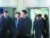 같은 날 베이징공항에서 하노이로 출발하는 북한 김혁철 대미 특별대표(왼쪽 셋째). 오른쪽부터 최강일 외무성 북미국장 직무대행, 김성혜 통일전선부 실장. [연합뉴스]