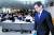 박상기 법무부 장관이 26일 오전 3·1절 특별사면의 주요 내용을 발표하기 위해 정부서울청사 브리핑실로 들어오고 있다. [뉴스1]