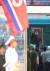 김 위원장이 중국과 접경지역인 베트남 랑선성 동당역에 도착해 전용열차에 오르고 있다. [연합뉴스]