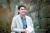 """신간 『세계 독립의 역사』를 펴낸 알파고 시나씨. 그는 '한국의 독립운동의 중심은 무장 투쟁이 아니라 교육이었다""""며 '이러한 특수한 사례는 전 세계에서 찾기 어렵다""""고 말했다. [오종택 기자]"""