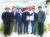 지난달 14일 중국 베이징 비트메인 본사에서 열린 조인디 출범 협약식. (왼쪽부터) 한우덕 차이나랩 대표, 안티 글로버스 대표, 최순중 조인디 대표, 정경민 중앙일보 디지털사업국장, 우지한 비트메인 공동창업자, 김서준 해시드 대표.