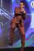 지난달 15일 서울에서 열린 '어벤져스: 엔드게임' 내한 기자간담회에 참석한 로버트 다우니 주니어가 춤을 추고 있다. [연합뉴스]