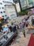 25일 서울 강남구 신논현역 인근에서 여성 네티즌들이 버닝썬 게이트의 부실수사를 규탄하며 여성을 대상으로 한 범죄 및 여성혐오 문화를 지적하며 집회를 열었다. [뉴스1]