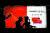 지난달 13일 중국 베이징의 한 지하철역 구내에 걸린 화웨이 스마트폰 P30 광고판 앞을 사람들이 지나가고 있다. [AP=연합뉴스]