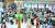 30일 인천공항 베트남 하노이행 탑승 카운터 앞엔 여행객이 길게 줄을 서 있다. [뉴스1]