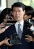 2018년 9월 19일 신광렬 전 중앙지법 형사수석부장(고등법원 부장판사)이 서울중앙지방검찰청으로 검찰 조사를 받기 위해 출두했다. [뉴스1]
