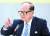 리카싱 전 청쿵그룹 회장은 홍콩 제1의 부자다. 리 전 회장이 지난 16일 홍콩 신문에 낸 광고에 숨은 의미가 있다는 해석이 제기되고 있다. [EPA=연합뉴스]