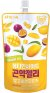 뷰티인사이드 곤약젤리 '망고패션후르츠'는 두 가지 과일 맛을 살린 제품이다. [사진 빙그레]