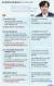 19일 당시 조국 법무부 장관 후보자 의혹과 해명.[연합뉴스]
