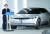 성윤모 산업통상자원부 장관이 15일 경기 화성시 현대자동차 남양연구소에서 미래 차 산업 국가 비전과 발전 전략을 발표하고 있다. [뉴시스]