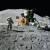 미국 항공 우주국(NASA)의 아폴로 15호 달 착륙선(1971년). [사진 NASA]