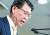 은성수 금융위원장이 14일 정부서울청사에서 '고위험 금융상품 투자자 보호 강화를 위한 종합 개선 방안'을 발표하고 있다. [연합뉴스]