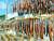 22일 경북 포항시 남구 구룡포읍 하정리 바닷가 덕장에서 과메기를 말리고 있다. 김정석기자