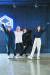 소중 학생기자단이 댄스 기본기와 포인트 안무를 배워봤다. 왼쪽부터 맹서후·정아인 학생기자·유다현·진효원 학생모델.