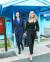 지난해 6월30일 트럼프 대통령의 판문점 방문에 동행한 이방카와 쿠슈너. [AP=연합뉴스]