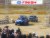 2005년 미국 국방고등연구계획국(DARPA) '그랜드챌린지'에서 우승한 자율주행차 '스탠리'가 결승선을 통과하고 있다. [DARPA 홈페이지]