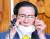 이만희 신천지 총회장이 2일 오후 경기도 가평군 신천지 연수원 '평화의 궁전' 앞에서 기자회견을 했다. 최정동·변선구 기자