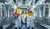 11일 서울 성동구 군자차량사업소 검수고에서 서울교통공사 관계자들이 신종 코로나 바이러스 감염증(코로나19) 관련 지하철 1호선 전동차 객실에서 소독 작업을 하고 있다. 연합뉴스