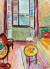 샤를 카무앙, '다이닝룸의 열린 창문 Saint-Tropez No.3,oil oncanvas,73x54cm,1962 [사진 K옥션]