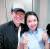 영국 런던에서 격리 생활을 하고 있는 박지성·김민지 부부가 지난달 6일 코로나19 성금 1억원을 기부하면서 보낸 사진. [사진 에투알클래식]