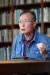 """길희성 명예교수는 """"종교가 명사가 아니라 형용사가 되면 많은 일들이 가능해진다""""고 강조했다. 김상선 기자"""