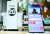 서울 종로구 KT스퀘어에 전시된 삼성전자 갤럭시 S20의 모습. 뉴스1