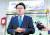 황운하 더불어민주당 당선자가 검찰의 압수수색을 비판하는 입장을 밝히고 있다. [연합뉴스]