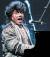 리틀 리처드의 2005년 6월 파리의 올림피아 콘서트홀 공연 모습. [AFP=연합뉴스]