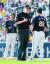 김태형 두산 감독은 14일 롯데전에서 비디오 판독 결과에 불복하다 퇴장당했다. 사진은 지난해 김 감독이 심판에게 항의하는 모습. [뉴스1]
