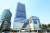 두산그룹의 상징인 두산타워가 매물로 나왔다. 대체투자 전문 운용사인 마스턴투자운용이 매각가를 놓고 최종 협상 중이다. 업계 예상 매각가는 7000억~8000억원대. 사진은 서울 중구 두산타워. 연합뉴스.