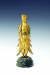 간송 전형필이 수집한 삼국시대·통일신라시대 금동불상 두 점이 오는 27일 경매에 나온다. 간송의 소장품이 다른 주인을 찾게 된 건 처음이다. 이번에 출품되는 '금동보살입상'(보물 285호·높이 22.9㎝). [사진 케이옥션]
