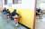 교실선 오프라인, 복도선 온라인 수업