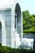 포항여중전투 학도의용군 전사자가 안치 된 무명용사탑. [중앙포토]