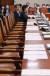 16일 오후 서울 여의도 국회에서 미래통합당 의원들이 불참한 가운데 산업통상자원중소벤처기업위원회 전체회의가 열렸다. [연합뉴스]