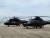 KAI 활주로에 주기 중인 수리온(왼쪽)과 경무장헬기 LAH. 사천=김영주 기자