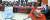 문재인 대통령이 22일 오후 청와대 여민관에서 열린 '제6차 공정사회 반부패정책협의회'에서 모두발언을 하고 있다. 테이블 왼쪽부터 시계방향으로 윤석열 검찰총장, 구윤철 국무조정실장, 이재갑 고용노동부·정경두 국방부 장관, 홍남기 경제부총리 겸 기획재정부 장관, 은성수 금융위원회 위원장, 추미애 법무부 장관, 박은정 국민권익위원회 위원장, 문 대통령. 변선구 기자