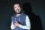 정체불명 바이러스 소재 영화 '#살아있다'에서 감염자(좀비) 안무를 담당한 예효승 현대무용가. 임현동 기자
